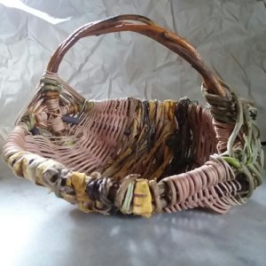 Handmade Basket Tree of Heaven